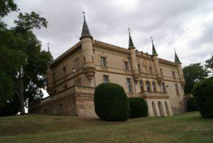 Arrière du château de Launaguet