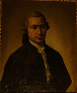 Portrait supposé d'Antoine Virebent