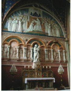 Chapelle de Jésus enfant - Eglise Sainte Clotilde - Paris